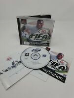 SONY PS1 Playstation 1 Fifa 2000 Game (PAL) Complete