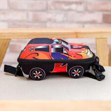 Mochila Escolar 3D Coche Carreras para Niños Colegio *3 Modelos*