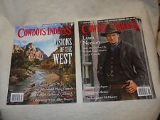 Lot: 2 issues : Cowboys & Indians (February/March  2014 & May/June 2014)