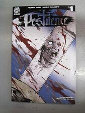 PESTILENCE #1 1:10 COPY VARIANT COVER HTF AFTERSHOCK