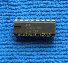 1pcs U106BS U 106 BS Integrated Zero Voltage Switch DIP-16