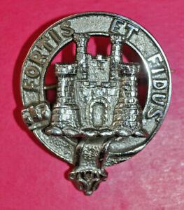 Clan Maclachlan badge or brooch