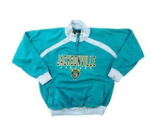 Jacksonville Jaguars Thermal Sweater Sz XL