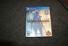 Rise of the Tomb Raider: 20 Year Celebration (PlayStation 4, Ps4, 2016)
