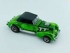 Hot Wheels Redline CLASSIC CORD Light Green US VG/EX Very Nice !!!