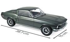 Norev Ford Mustang Fastback 1968 1:12 satin green metallic