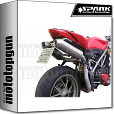 SPARK KIT ECHAPPEMENT ROUND RACING TITANE DUCATI STREETFIGHTER 848 2014 14
