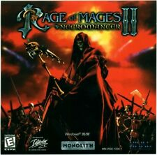 RAGE OF MAGES 2 NECROMANCER Pc - Solo cd