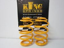 Superlow Lowered Rear KING Springs suit Ford Territory SX SY SZ 04-016 AWD Model
