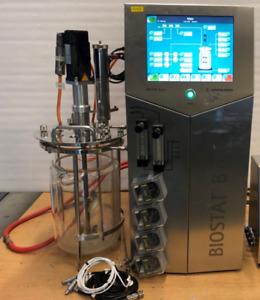 BIOSTAT® B Plus - Benchtop Bioreactor with 5L Jar | Sartorius