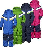 Didriksons Romme Kids Coverall Waterproof Insulated All in One