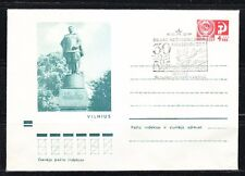 Soviet Russia 1975 cover 30th anniver.Lithuanian SSR Liberation.Chernyakhovsky02
