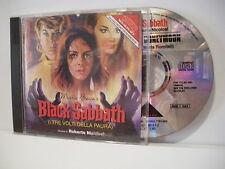 BLACK SABBATH+HATCHET FOR THE HONEYMOON - 1  CD -  ROBERTO NICOLOSI - (HH40)