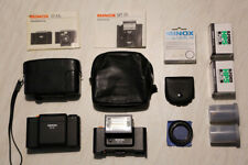 *MINT* MINOX 35 ML + Flash + Filter + Leather Cases + Film
