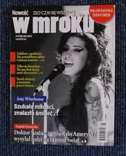 AMY WINEHOUSE   great mag.FRONT cover Poland W MROKU