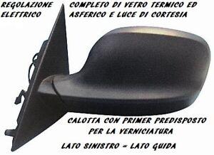SPECCHIO RETROVISORE ELETTRICO C/LUCE CORT TERM BMW X3 2008 2010 SINISTRO 801642
