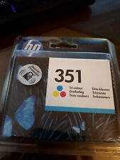 HP Officejet 351 Tri-colour  Ink Cartridge