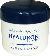 Aufbaucreme  Creme HYALURON Antifalten mit Hyaluronsäure 125 ML