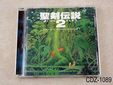 Seiken Densetsu 2 Secret of Mana Original Sound Version OSV CD Import US Seller