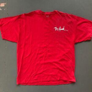 Tony Hawk Mens Tshirt Size XXL Preowned sent Tracked