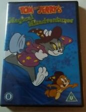 Tom & Jerry: Magical Misadventures [Region 2 DVD] New Sealed FULLY-INSURED POST