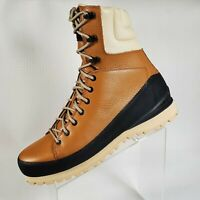 The North face mens CRYOS BOOTS Biscuit Tan/ starfish tan size 12 BNIB MSRP $450