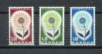 S10362) Portugal 1964 MNH Europa 3v