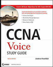 CCNA Voice Study Guide: Exam 640-460 by Andrew Froehlich (Paperback, 2010)