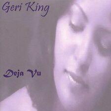 King, Geri : Deja Vu CD***NEW***