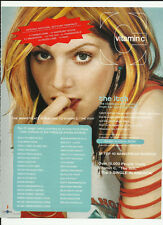 Vitamin C The itch Trade Ad Poster for More Cd 2000 Eve's Plum eves plum