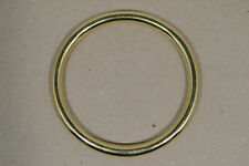 "O Ring - 3"" - Solid Brass - Pack of 2 (F502)"
