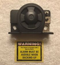 New listing New Magnadyne Bu2000C Universal Backup Warning Alarm Beeper 97db Output