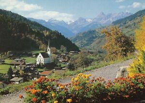 Silbertal Vorarlberg, gegen Zimba, Montafon ngl E3768