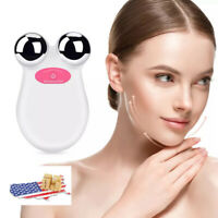 Microcurrent Facial Toning &Lifting Machine Face lift Skin Care Wrinkle Remover