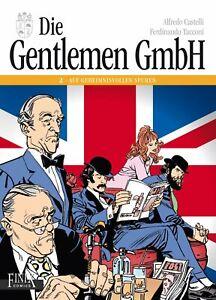 Die Gentlemen GmbH 2 Gesamtausgabe  Finix Verlag Neuware