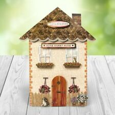 Doll House & Sweet Home Card Making Kit Paper Crafting Hunkydory Her115 New