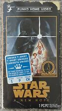 Licensed Official Star Wars a Hope Funko T-shirt Small S BRAND Darth Vader