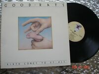 "Good Rats ‎  ""Birth Comes To Us All""    Vintage IMPORT LP   Passport  9167-9830"