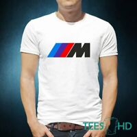Bmw M Tshirt Casual Cotton Women Top Tee Unisex Birthday Gift M-Power Car Fen