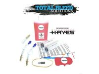 * TBS Bleed Kit for Hayes with Shimano mineral oil * Radar + More.