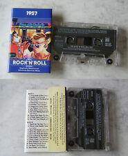 Rock 'n' roll era 1957... 24 ORIGINALE-Hits Time Life MC TOP