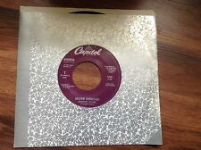 Marie Osmond- Steppin Stone- What would you do about you  unplayed 45 rpm