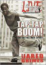 BROADWAY DANCE CENTER: TAPDANCE TAP TAP BOOM (Jared Grimes) - DVD - Region Free