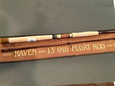 Raven Im8 Float Rod 13' 2 Pc Custom Edition, 4-10 lb , Free Rod Ties