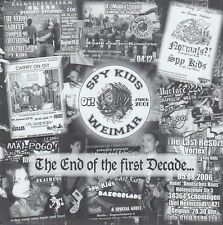 SPY KIDS-THE END OF THE FIRST DECADE...  MCD OI!/PUNK/SKINHEAD