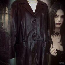 Women's 1980s Leather Vintage Coats & Jackets