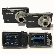 2x Medion Digitalkameras 16,0 + 14,0 MP guter Zustand