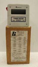 Bitronics PSWIE2 Digital Power Factor Meter **New in Box**
