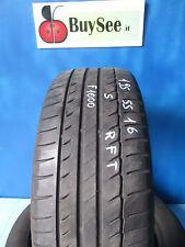 Gomme Pneumatici usati 195 55 16 Michelin run flat estivi 195/55 r16 -F1000