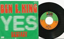 BEN E. KING 45 TOURS BELGIQUE YES